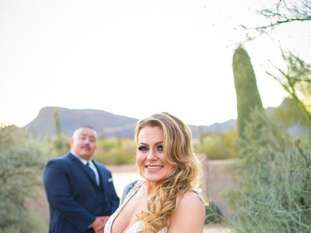 Angela and Daniel's Wedding in Tucson, Arizona 5