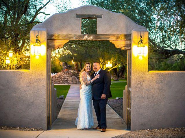 Angela and Daniel's Wedding in Tucson, Arizona 6