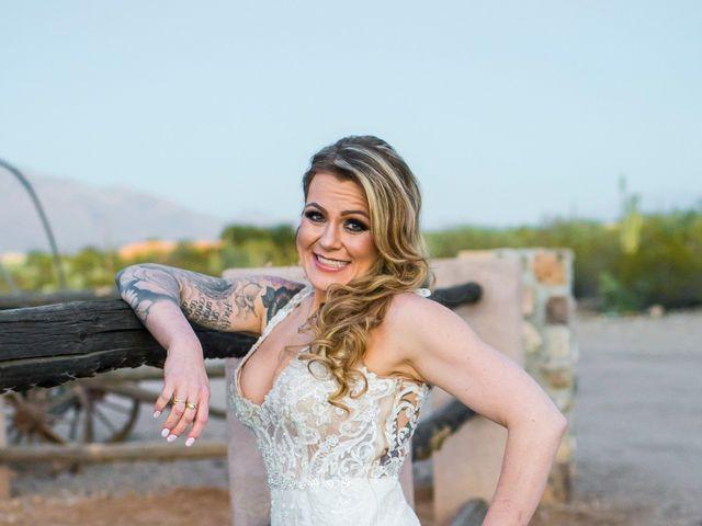 Angela and Daniel's Wedding in Tucson, Arizona 7