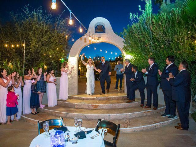 Angela and Daniel's Wedding in Tucson, Arizona 10