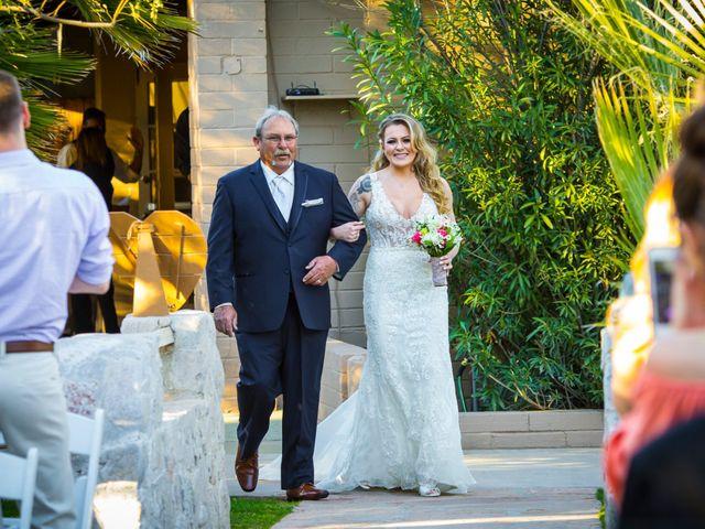 Angela and Daniel's Wedding in Tucson, Arizona 13