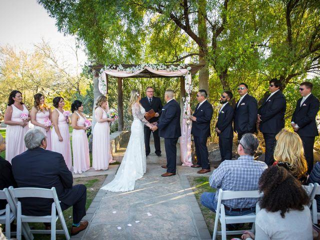 Angela and Daniel's Wedding in Tucson, Arizona 14