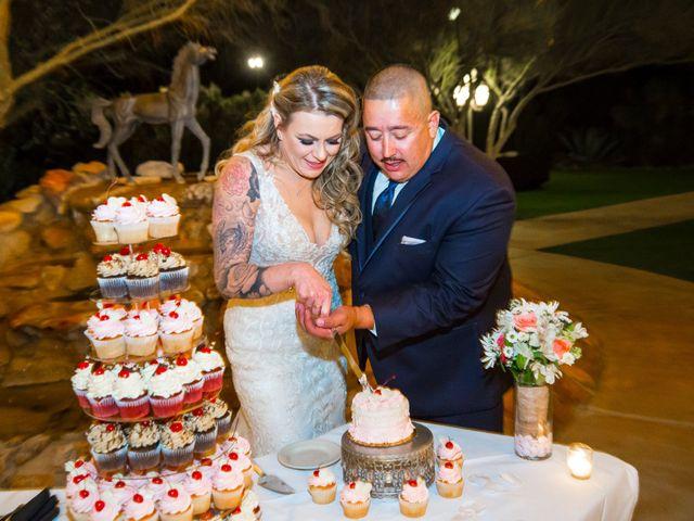 Angela and Daniel's Wedding in Tucson, Arizona 19