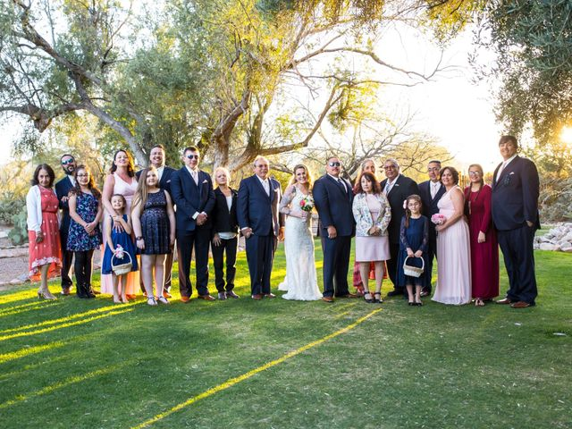 Angela and Daniel's Wedding in Tucson, Arizona 23