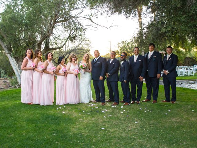 Angela and Daniel's Wedding in Tucson, Arizona 34
