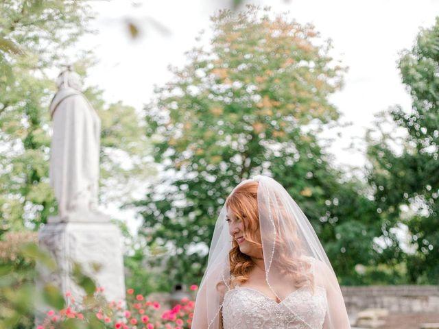 Zachary and Sarah's Wedding in Rock Island, Illinois 1
