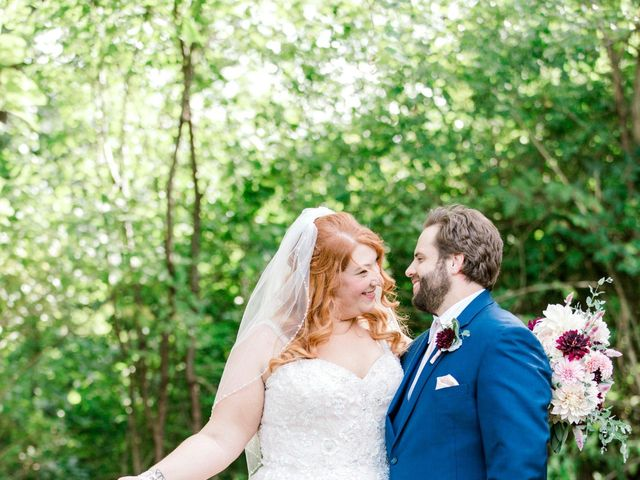 Zachary and Sarah's Wedding in Rock Island, Illinois 2
