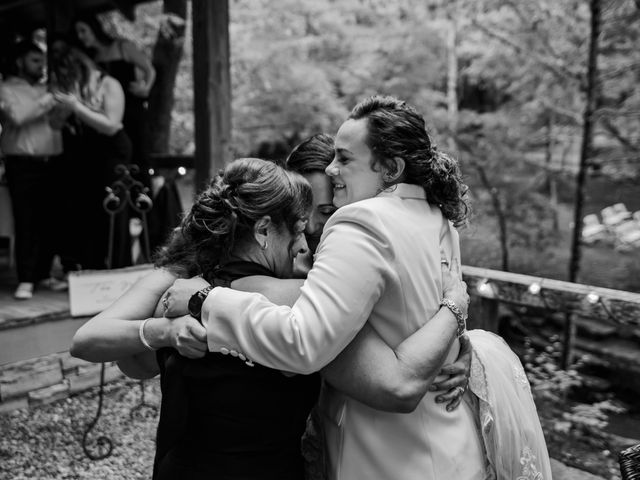 Trista and Sabrina's Wedding in Lake Lure, North Carolina 66