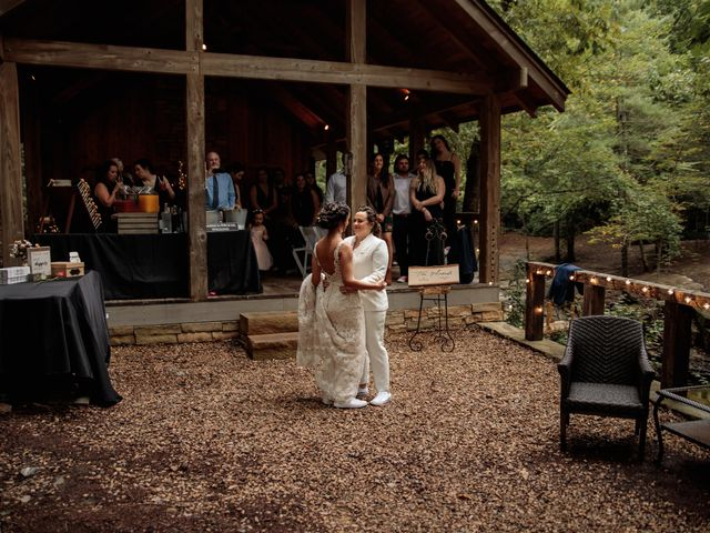 Trista and Sabrina's Wedding in Lake Lure, North Carolina 62