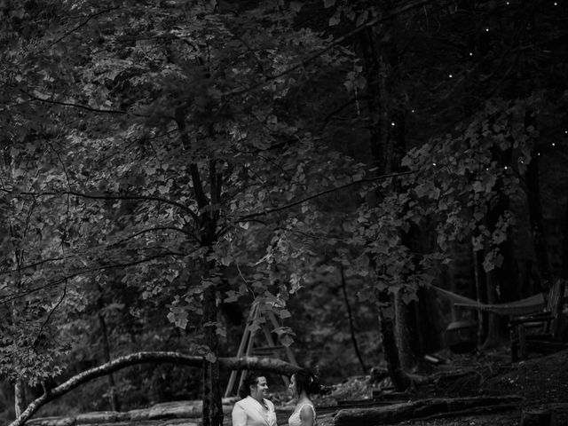 Trista and Sabrina's Wedding in Lake Lure, North Carolina 54