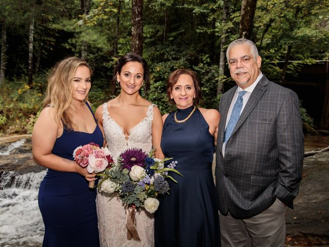 Trista and Sabrina's Wedding in Lake Lure, North Carolina 51