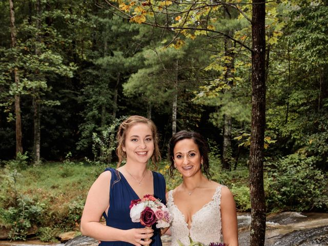 Trista and Sabrina's Wedding in Lake Lure, North Carolina 53