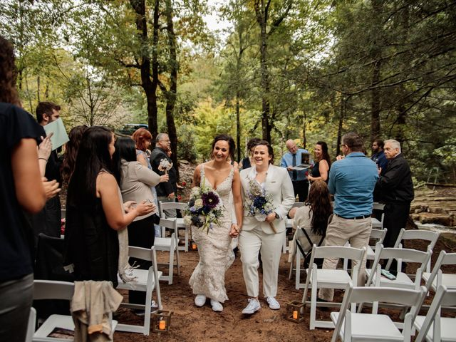 Trista and Sabrina's Wedding in Lake Lure, North Carolina 46