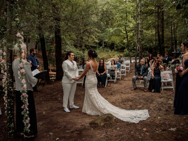 Trista and Sabrina's Wedding in Lake Lure, North Carolina 2