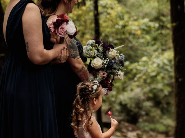 Trista and Sabrina's Wedding in Lake Lure, North Carolina 42