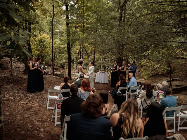 Trista and Sabrina's Wedding in Lake Lure, North Carolina 44