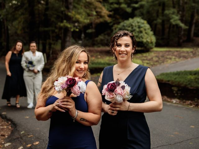 Trista and Sabrina's Wedding in Lake Lure, North Carolina 40