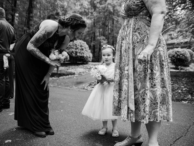 Trista and Sabrina's Wedding in Lake Lure, North Carolina 41