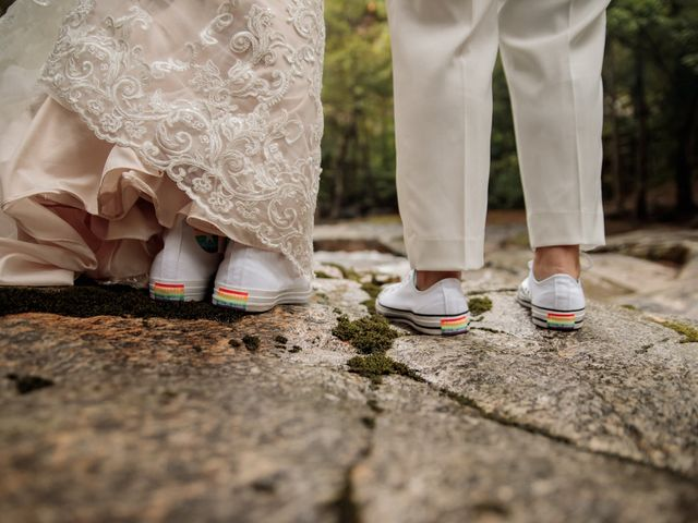 Trista and Sabrina's Wedding in Lake Lure, North Carolina 1