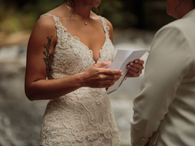 Trista and Sabrina's Wedding in Lake Lure, North Carolina 21