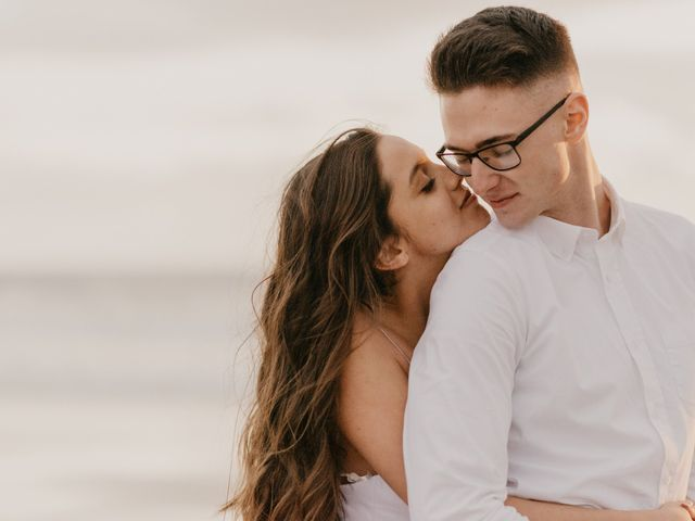 Damian and Naztasja's Wedding in Oceanside, California 1