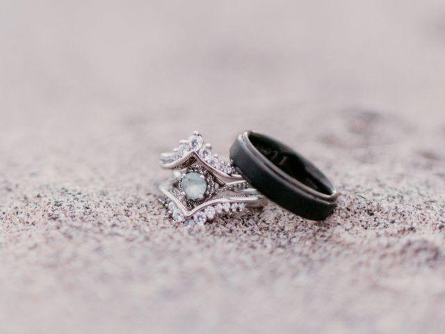 Damian and Naztasja's Wedding in Oceanside, California 3