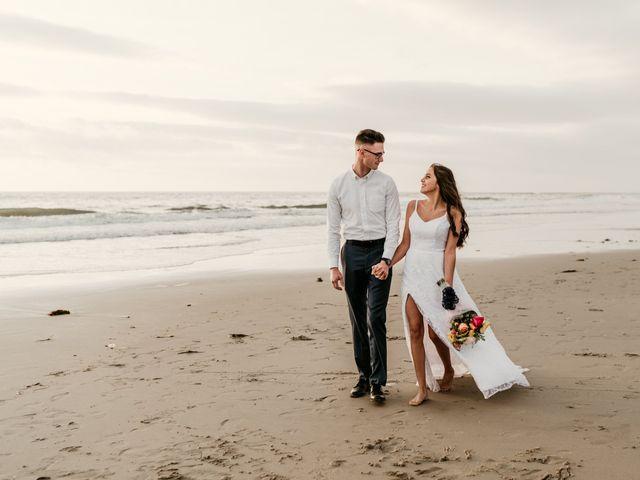 Damian and Naztasja's Wedding in Oceanside, California 2