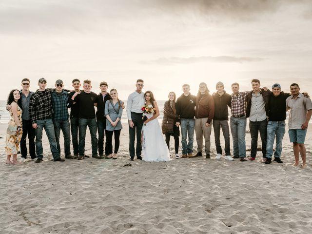 Damian and Naztasja's Wedding in Oceanside, California 6