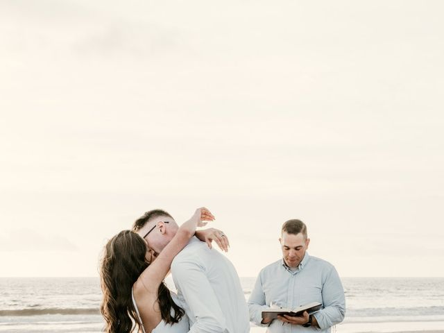 Damian and Naztasja's Wedding in Oceanside, California 8