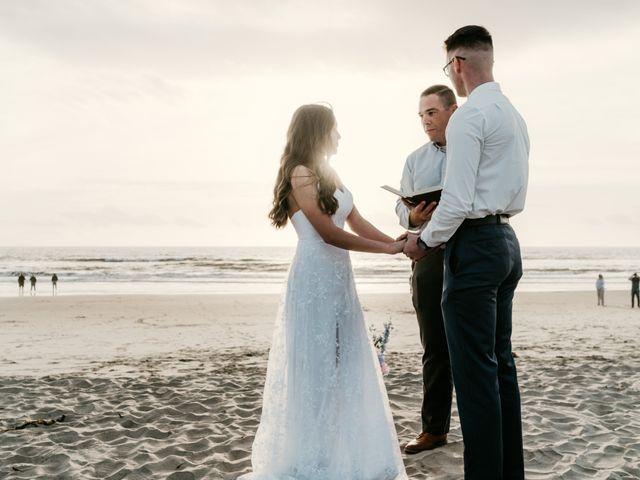 Damian and Naztasja's Wedding in Oceanside, California 10
