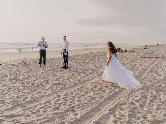 Damian and Naztasja's Wedding in Oceanside, California 13