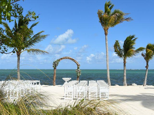 Scott and Stacy's Wedding in Islamorada, Florida 3