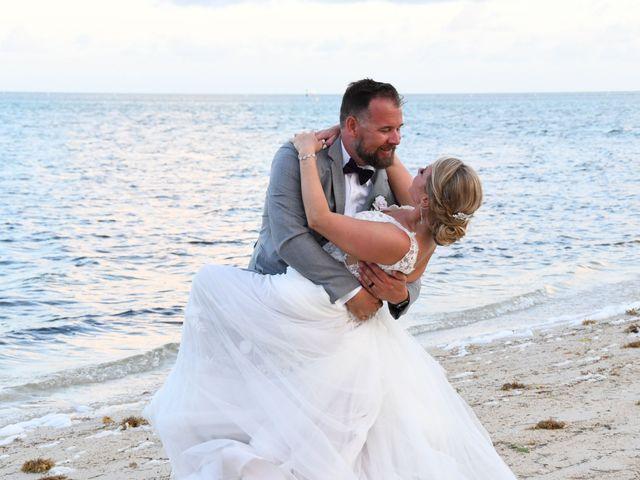 Scott and Stacy's Wedding in Islamorada, Florida 1