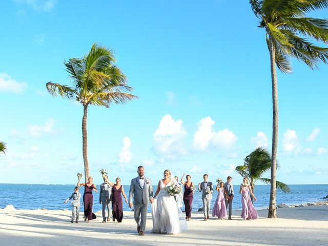 Scott and Stacy's Wedding in Islamorada, Florida 5