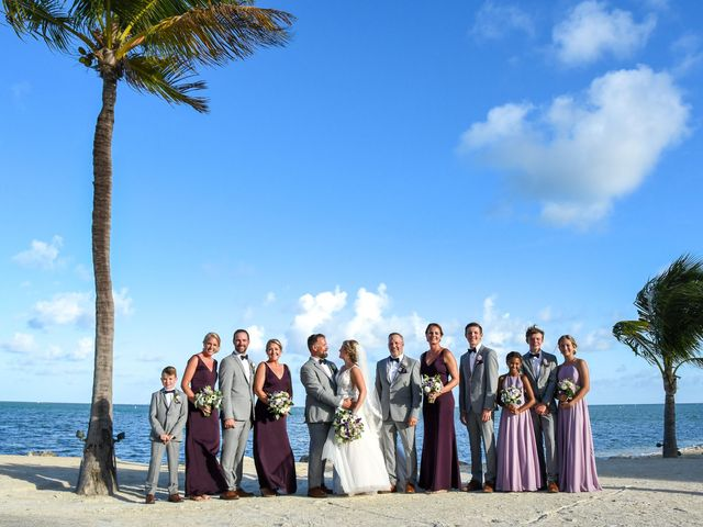 Scott and Stacy's Wedding in Islamorada, Florida 8