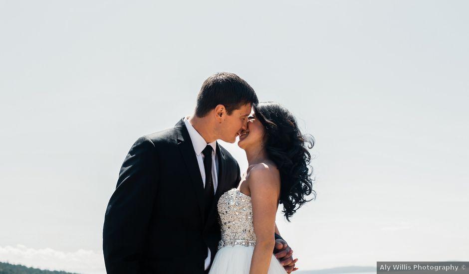 Chris and Kourtney's Wedding in Anacortes, Washington