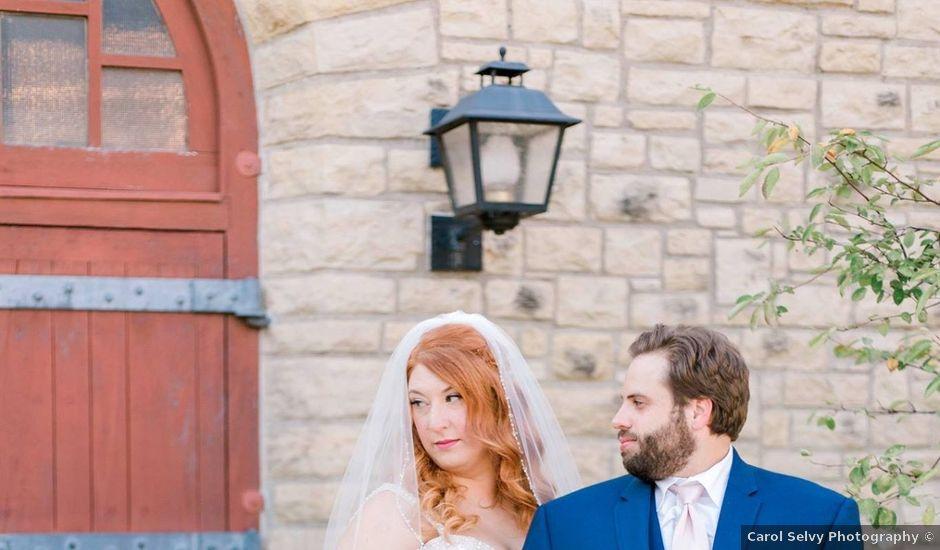 Zachary and Sarah's Wedding in Rock Island, Illinois