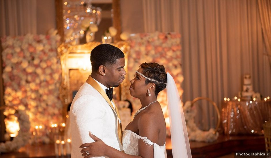 Dre' and Cecilie's Wedding in Houston, Texas