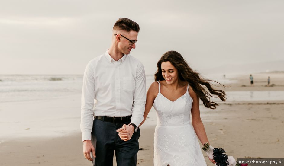 Damian and Naztasja's Wedding in Oceanside, California