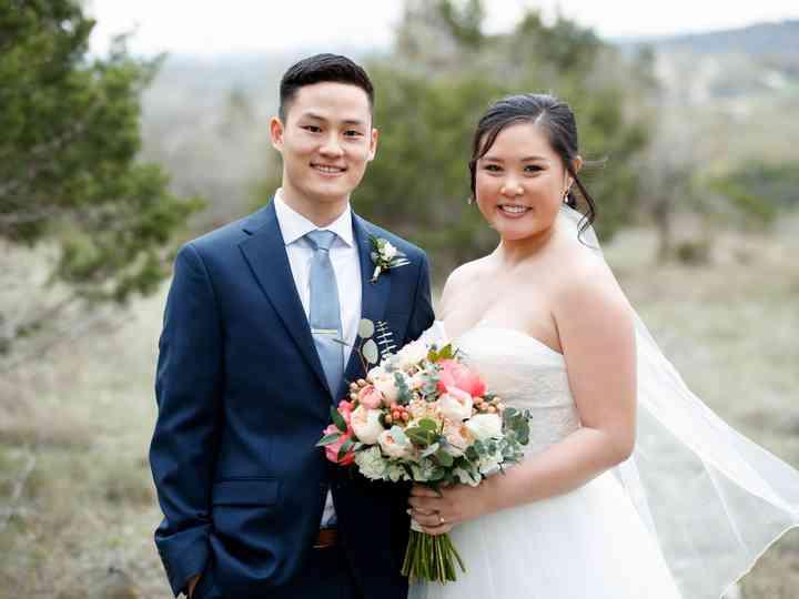 The wedding of Stephanie and Alex