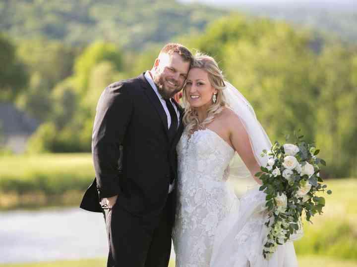 The wedding of Seana and Nick