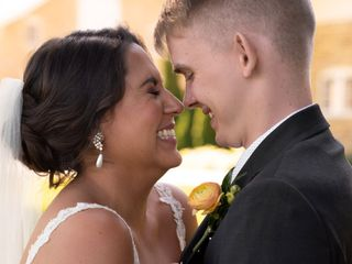 The wedding of Maddy and Devon 3