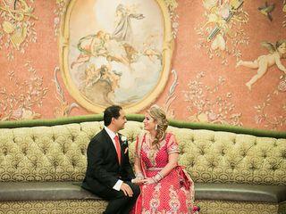 The wedding of Vishal and Lauren 1