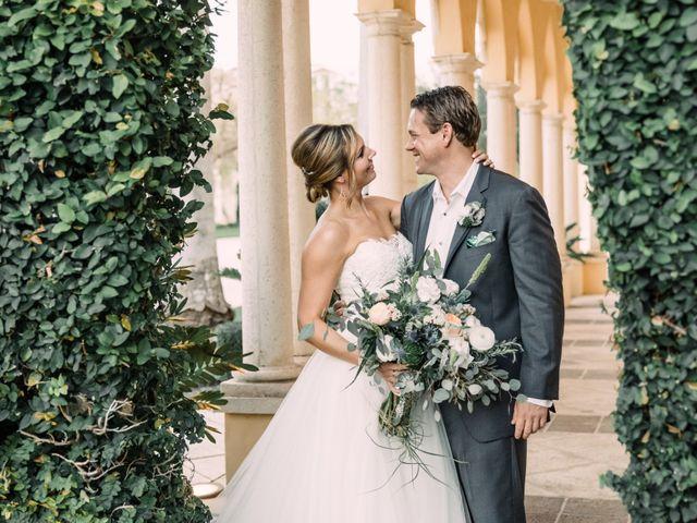 The wedding of Pauline and Bryan