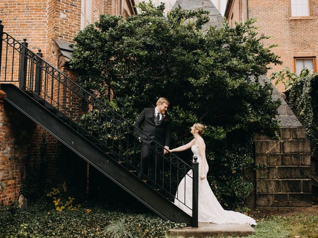 Chris and Caitlin's Wedding in Baltimore, Maryland 1
