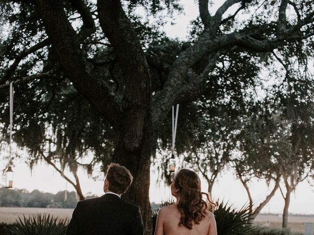 Will and Haley's Wedding in Mount Pleasant, South Carolina 10