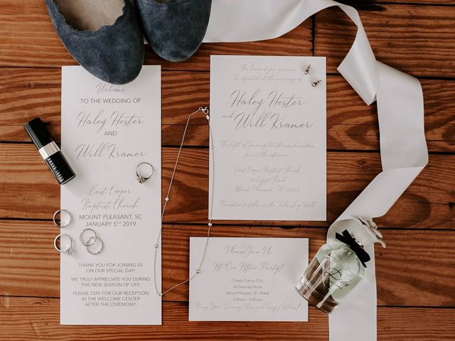 Will and Haley's Wedding in Mount Pleasant, South Carolina 21
