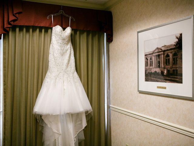 Dennis and Jourdan's Wedding in Canonsburg, Pennsylvania 7
