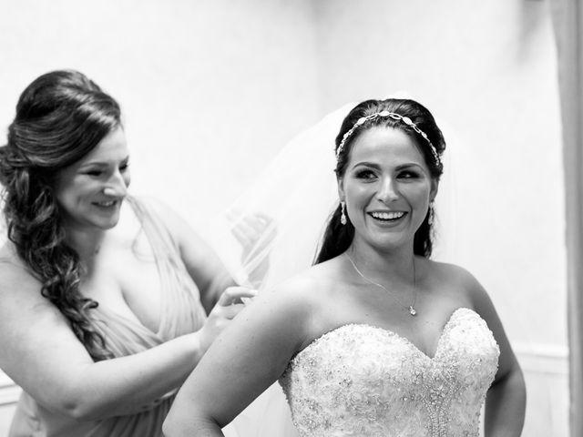 Dennis and Jourdan's Wedding in Canonsburg, Pennsylvania 16