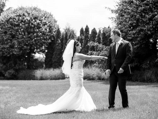 Dennis and Jourdan's Wedding in Canonsburg, Pennsylvania 19